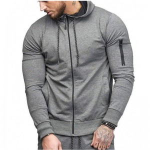 Long Sleeve Hoodie Men New Style Custom Hot Sale Sublimation