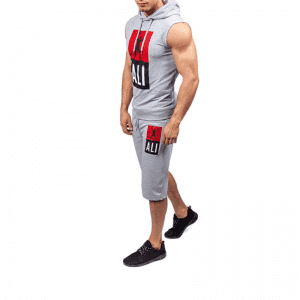 Men Jogging Suit Summer Hoodies Shorts Sports Running Cheap Price Factory