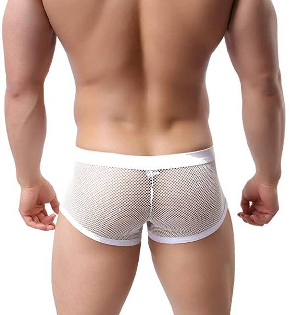 Factory source Transparent Underwear For Men -