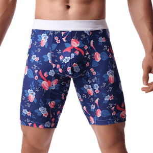 Men Long Boxer Briefs Wholesale