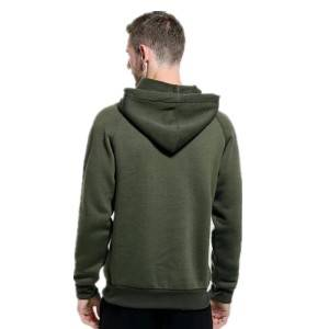 Brand Name Hooded Sweatshirt Men Drawstring Tops
