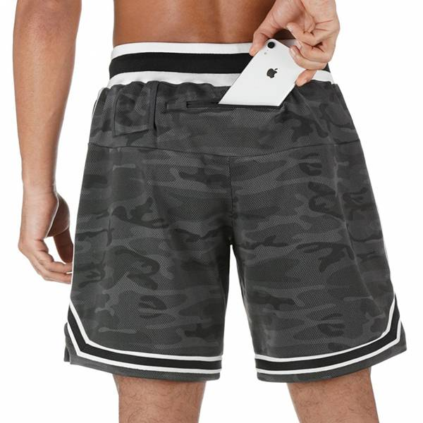 Men Running Shorts Factory Featured Image
