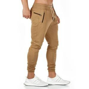 Men Joggers With Zipper Wholesale