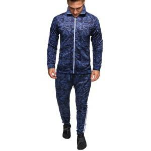 Men Tracksuit With Brand Name Digital Printed