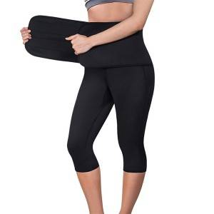 Compression Gym Leggings Fitness Sport Shape Cropped