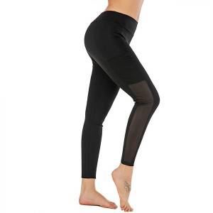Ladies Sports Leggings with Pocket Custom