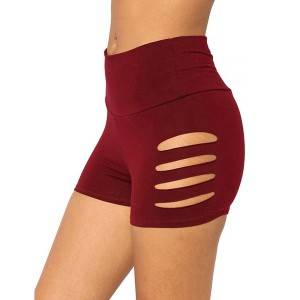 Yoga Shorts Women Factory