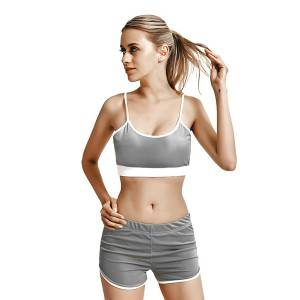 Sports Bra And Shorts Set OEM