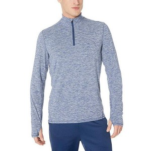 Men's Tech Stretch Performance Quarter-Zip Shirt