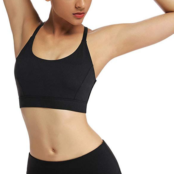 Yoga Bra with Removable Sports Bra Yoga Bra Gym Bra Featured Image