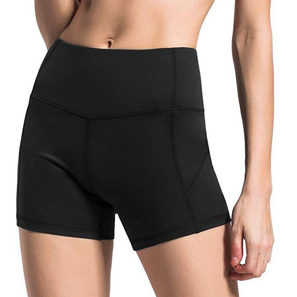 Big Discount Compression Leggings - Mid-Waist Women 4.5 Inches Inseam Sports Shorts – Westfox
