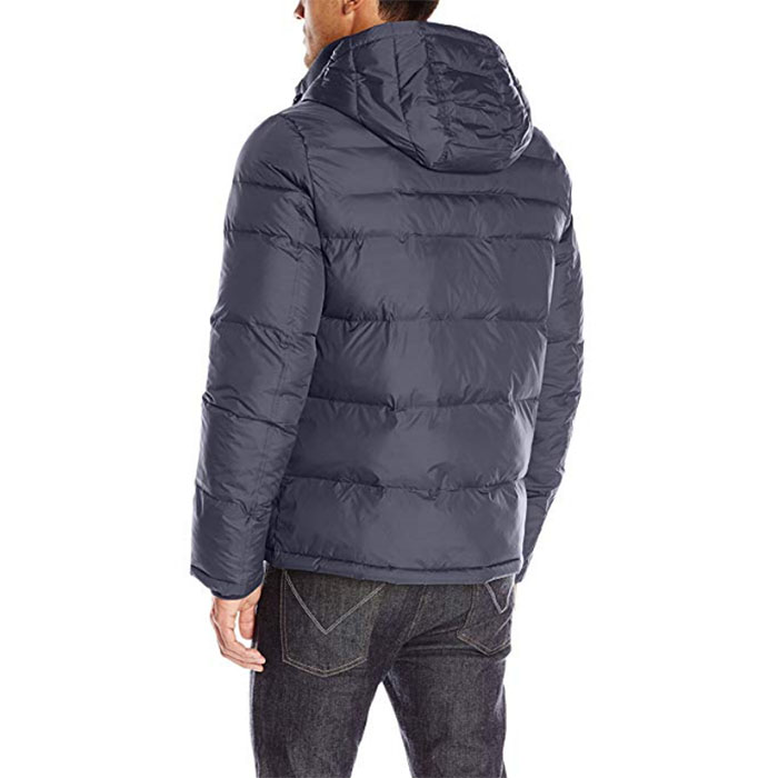 Low price for Winter Hooded Thick Cotton Jacket – Men's Classic Hooded Puffer Jacket – Westfox