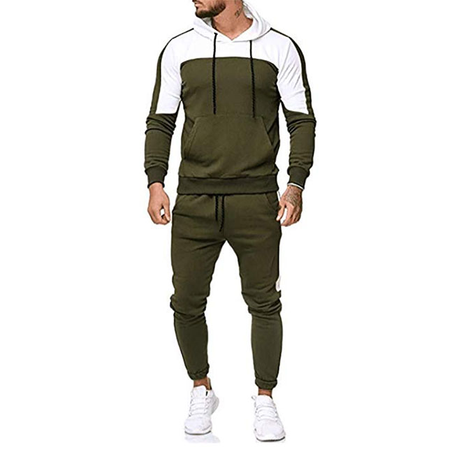 Factory wholesale Gym T Shirt - Tracksuit Top & Bottoms Set – Westfox