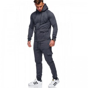 Sports Tracksuit for Men Factory Sublimated Teamwear Custom Autumn