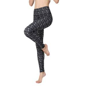 Fitness Yoga Pants Womens Sport Compression Clothes