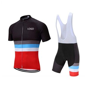 Men's Cycling Jersey Set
