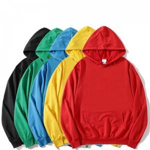 Blank Hoodies Unisex Custom Logo OEM Wholesale Fashion