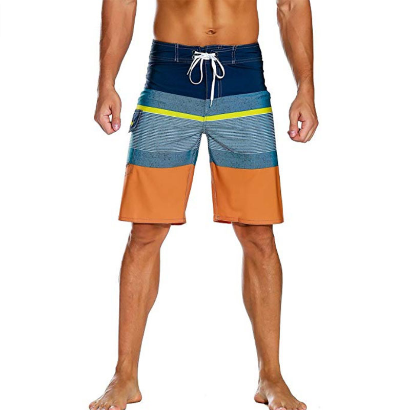 Factory Price Polyester Board Shorts - Men's Sportwear Quick Dry Board Shorts with Lining – Westfox