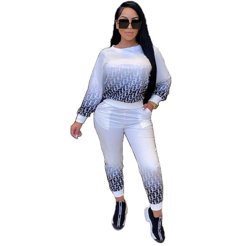 Women's Tracksuit Workout Running Long Sleeve Outdoor Plus Size Yoga Featured Image