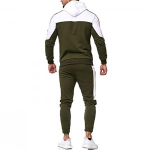 Fleece Blank Tracksuits Discount Wholesale Custom