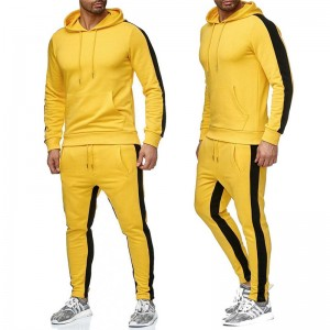 Gym Wear Tracksuit Men Workout Sportsuit Training Wholesale