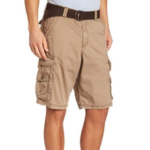 Ordinary Discount Men Khaki Trousers -