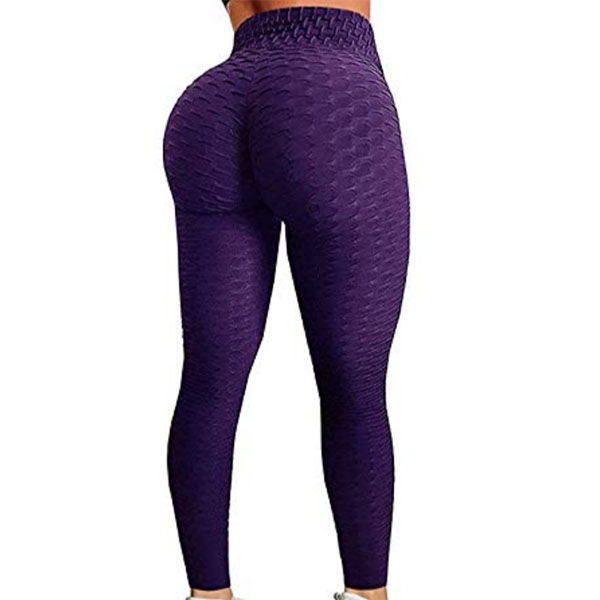 Hot sale Factory Logo Embossed Sweatshirt - High Waist Yoga Pants Tummy Control Slimming Booty Leggings Workout Running Butt Lift Tights – Westfox