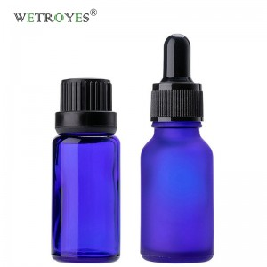 15ml Wholesale Glass Bottles for Essential Oil with Evident Cap and Dropper