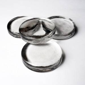Glass Fermentation Weights for Mason Jar Fermentation Preservation and Pickling