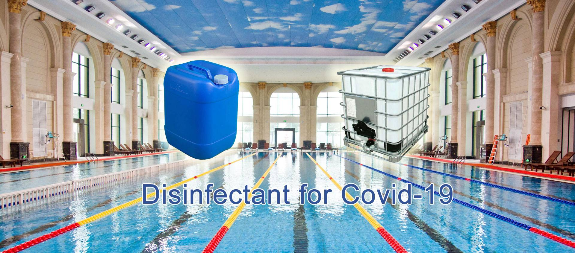 Disinfectant for Covid-19