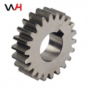 Straight Tooth Gear Spur