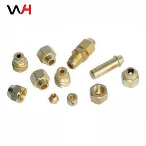 Factory source Brass Spline Shaft - Copper Union – WANHAO