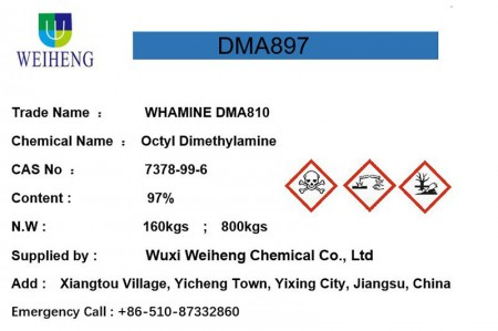 Octyl Dimethylamine