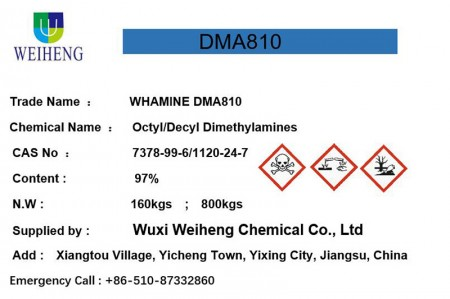 Octyl/Decyl Dimethylamines