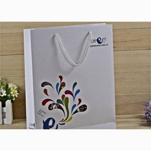 Eco – Friendly Foldable  Customized Personalized Gift Bags  Reusable Shopping Bag