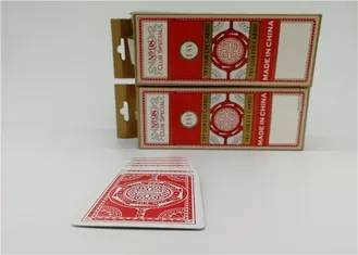 Color Printing Magic Playing Cards With 4 Color Customize Size YH16