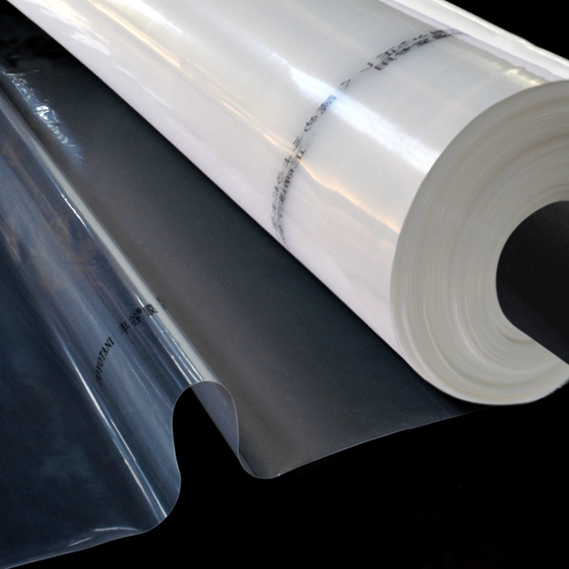 Greenhouse Clear Plastic Film, Polyethylene Covering, UV Protection, Crystal Clear, Long-life Featured Image