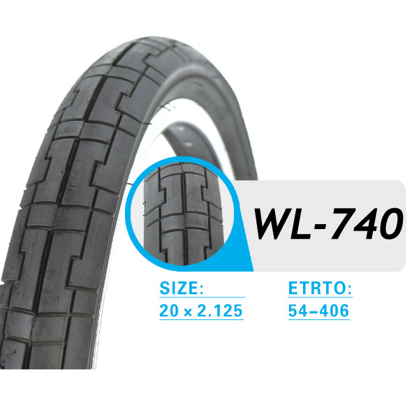 BMX TIRE WL740 Featured Image