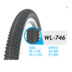 MOUNTAIN BICYCLE TIRE WL746
