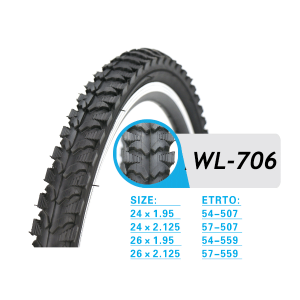 MOUNTAIN BICYCLE TIRE WL706