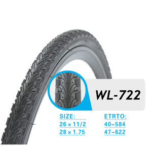 STREET BICYCLE TIRE WL722