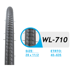 STREET BICYCLE TIRE WL710