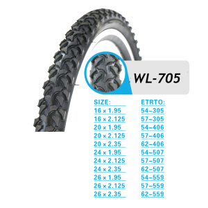 MOUNTAIN BICYCLE TIRE WL705