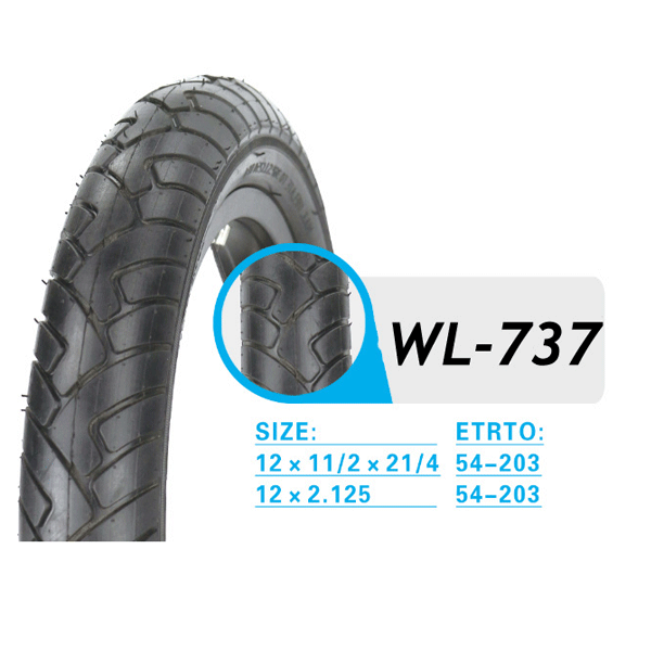 BMX TIRE WL737 Featured Image
