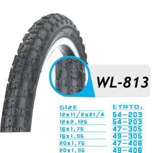 FOLDING BICYCLE TIRE WL8013