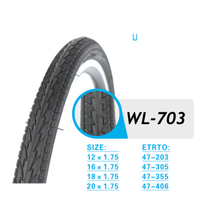 FOLDING BICYCLE TIRE WL703
