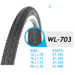 STREET BICYCLE TIRE WL703