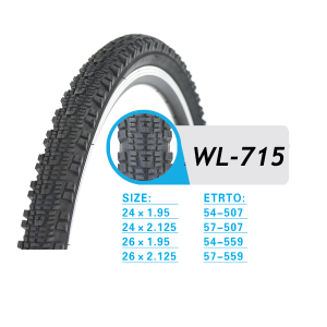 MOUNTAIN BICYCLE TIRE WL715
