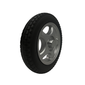 FOAM FILLED TYRES WL-32