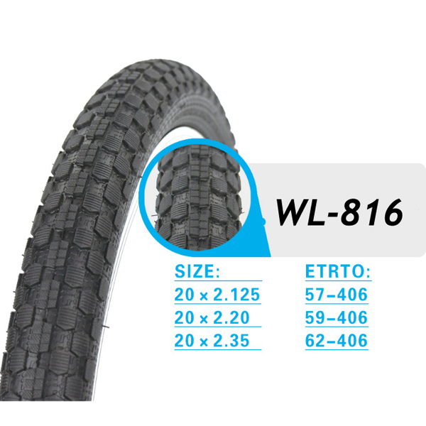 BMX TIRE WL816 Featured Image